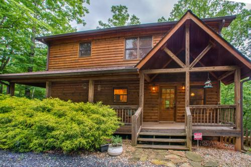The Nest at Eagle Mountain - Ellijay, GA Vacation Rental