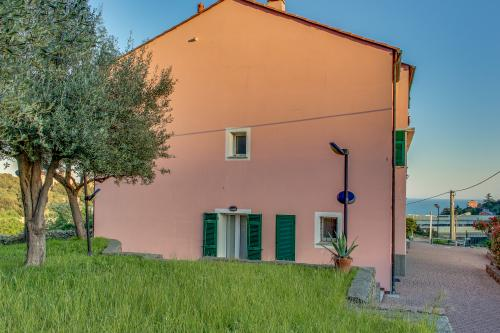 Attic Apartment Timo - Celle Ligure, Italy Vacation Rental