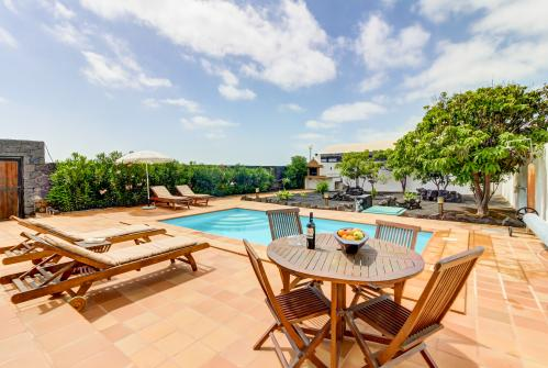 Villa Aloe - Playa Blanca, Spain Vacation Rental