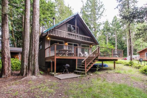 The Chalet on Lopez -  Vacation Rental - Photo 1