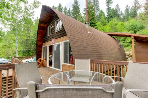 Cozy Hayden Idaho Lake Cabin - Hayden Lake, ID Vacation Rental
