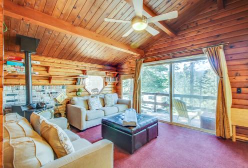 Cabin Escape -  Vacation Rental - Photo 1