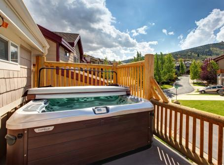 Bobsled Townhome with Private Hot Tub - Park City Vacation Rental