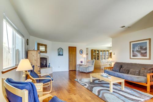 Peaceful Pacific Sanctuary -  Vacation Rental - Photo 1
