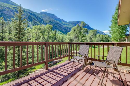 Elephant Mountain Cabin at Filoha Meadows - Redstone, CO Vacation Rental