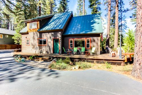 Bristlecone Beach Retreat - Tahoe City Vacation Rental