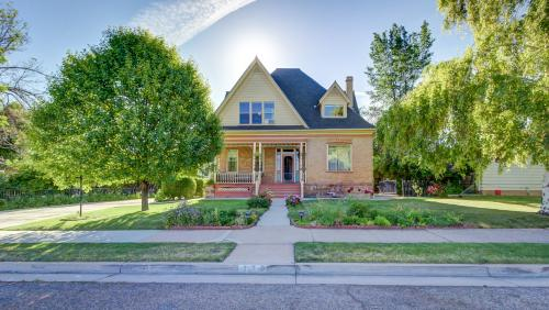 Historical Higbee House - Main House - Cedar City, UT Vacation Rental
