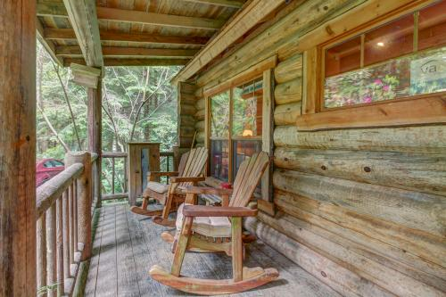 Whidbey Log Cabins Rentals