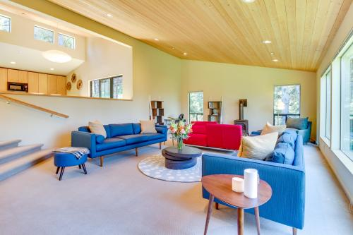 Tree-to-Sea Haven - Sea Ranch, CA Vacation Rental