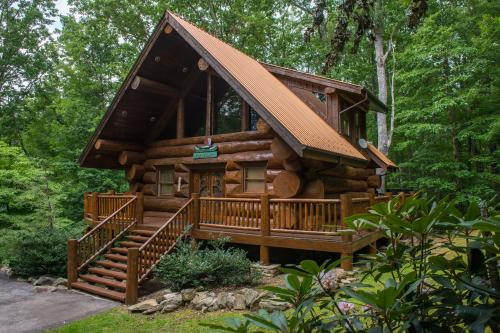 Chief Big Log Cabin -  Vacation Rental - Photo 1