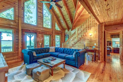 Mountainview Dream Lodge - Ranger, GA Vacation Rental