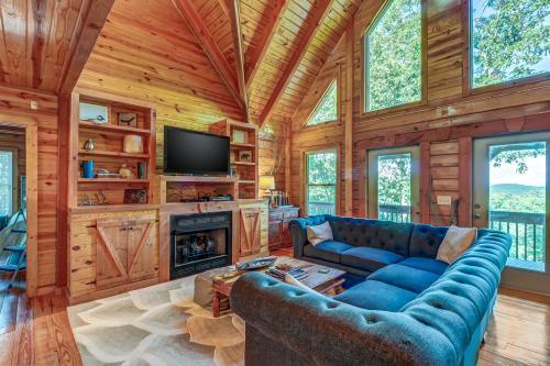 Mountainview Dream Lodge - Ranger, GA Vacation Rental