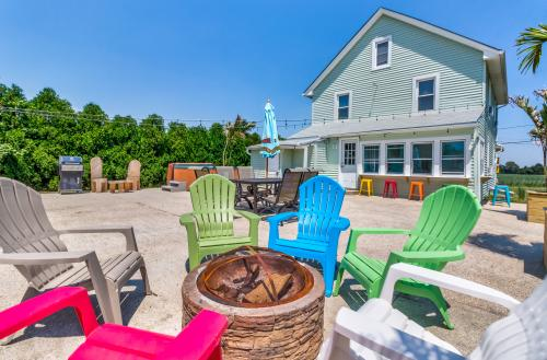 The Brooklyn Cottage - West Ocean City, MD Vacation Rental