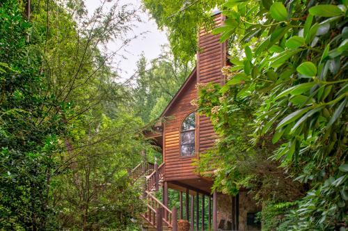 Foxfire Cove Cabin -  Vacation Rental - Photo 1