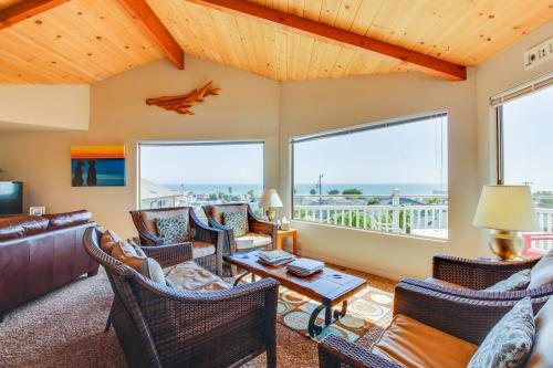 Seashell Retreat - Cayucos, CA Vacation Rental