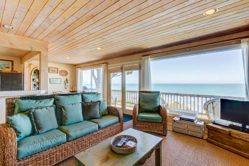Oceanfront Delight -  Vacation Rental - Photo 1