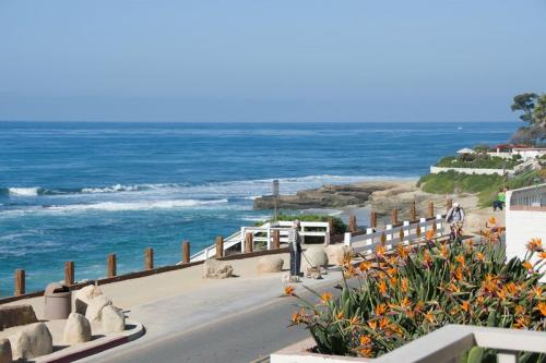 Oceanfront at Windansea Surf Break - La Jolla, CA Vacation Rental