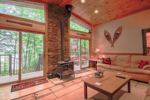 Shawnee Moose - Bridgton, ME Vacation Rental