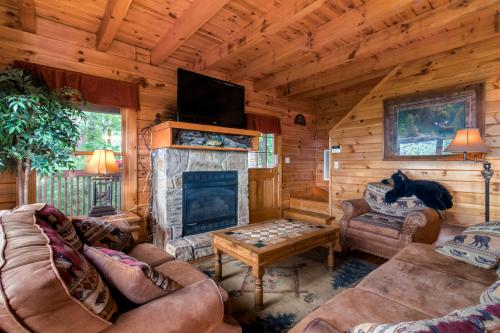 Rendez-View Cabin -  Vacation Rental - Photo 1
