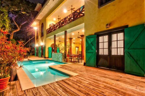 Toucan Suite @ Mahogany Hall  - San Ignacio, Belize Vacation Rental