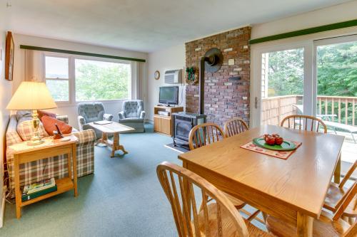 Mountainside Resort  G303  - Stowe, VT Vacation Rental