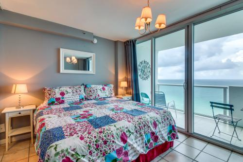 Castle Beach: Strawberry Lime Condo -  Vacation Rental - Photo 1