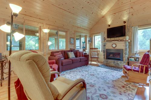 Wild Rose Cabin -  Vacation Rental - Photo 1