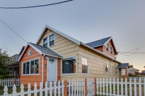 Dolphin 1 - Rockaway Beach, OR Vacation Rental