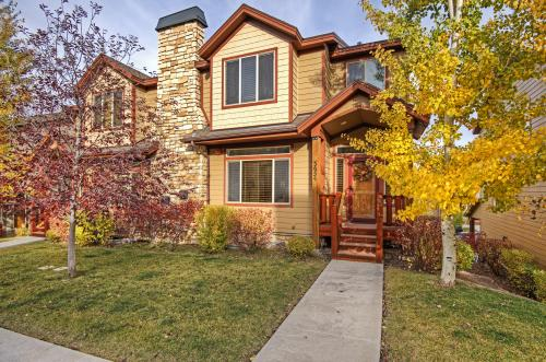 Luxurious Tri-Level Townhome - Park City Vacation Rental