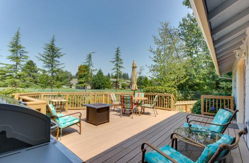 MAC HAVEN  - McMinnville, OR Vacation Rental