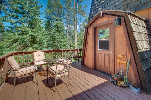 Truckee Mountain Retreat -  Vacation Rental - Photo 1