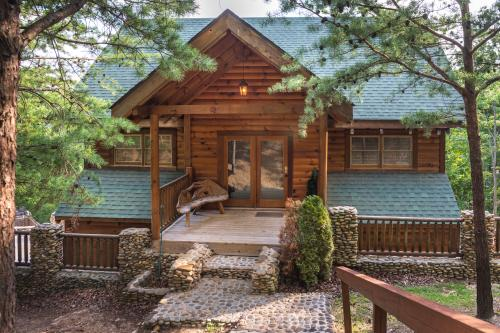 A Little Bit of Heaven Cabin -  Vacation Rental - Photo 1