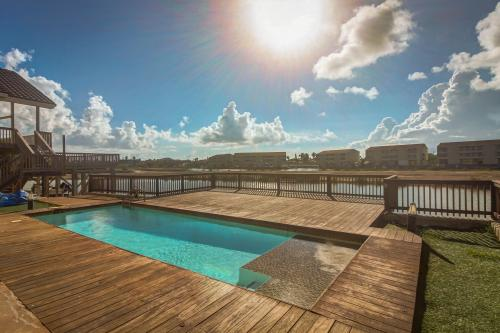 Beach Houses #1533 - Port Isabel, TX Vacation Rental