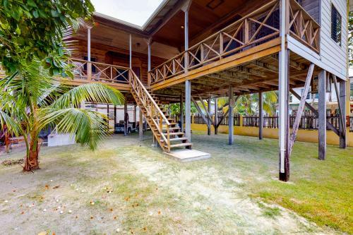 Pequena @ Casa Chicle - Caye Caulker, Belize Vacation Rental