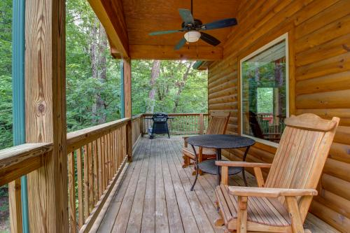 Mountain Oaks - Sautee Nacoochee, GA Vacation Rental