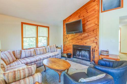 Ahmeek Chalet #2 -  Vacation Rental - Photo 1