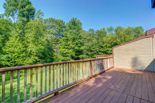 Ahmeek Chalet #6 -  Vacation Rental - Photo 1