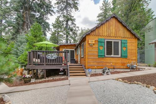 Snow Valley Chalet - Running Springs, CA Vacation Rental
