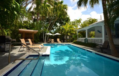 Papa's Hideaway  - Garden of Eden - Key West, FL Vacation Rental