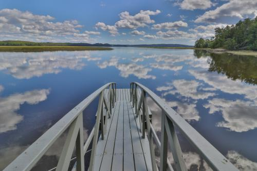 Eagles View - Bowdoinham, ME Vacation Rental