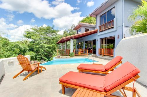 Redonda Bay: Casa Cielo Azul - Tola, Nicaragua Vacation Rental