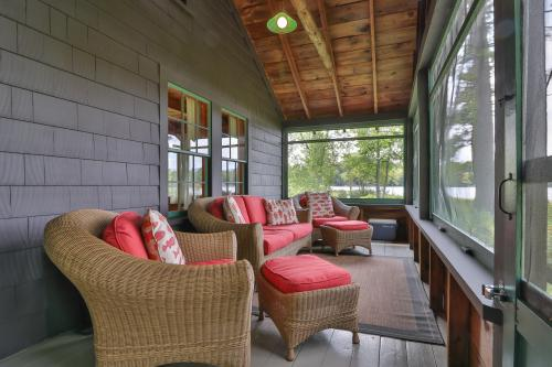 Loon Lodge on Kezar Lake - Lovell, ME Vacation Rental
