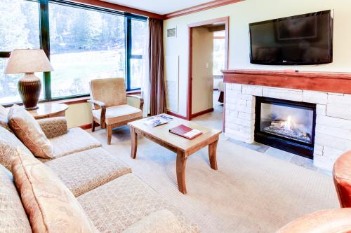 Resort at Squaw Creek 555 Fireplace Suite -  Vacation Rental - Photo 1
