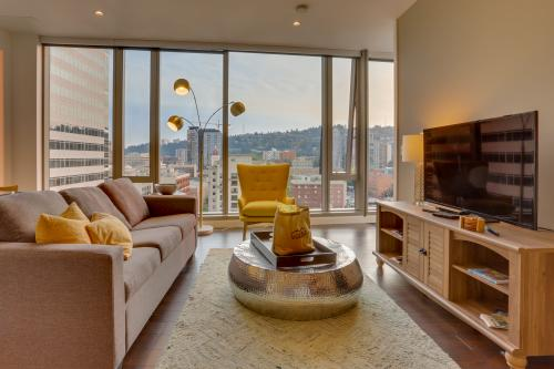 Park Avenue West 1211 & 1212: Rose City Overlook - Portland, OR Vacation Rental