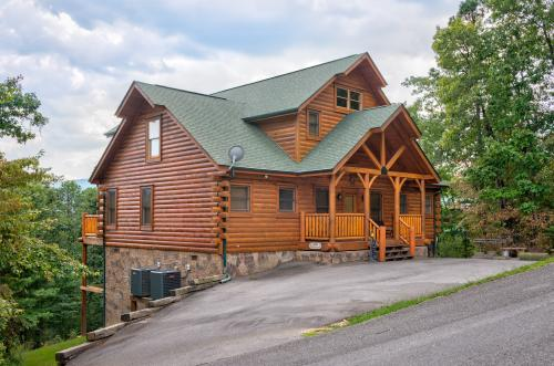 Million Dollar View Cabin -  Vacation Rental - Photo 1