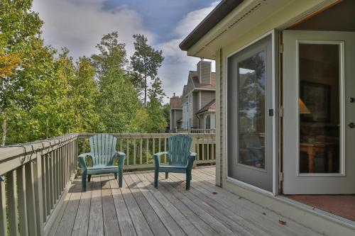 Locke Mountain D1 - Newry, ME Vacation Rental
