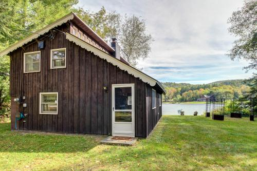 Kurtz Lake Cottage - Plymouth, VT Vacation Rental