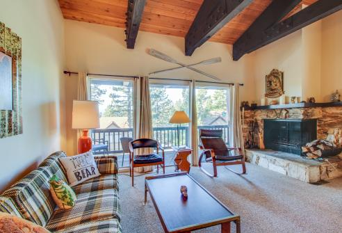 Owl's Nest - Tahoe City, CA Vacation Rental