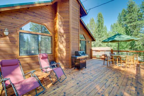 Tahoe Donner Mountain Haven - Truckee, CA Vacation Rental