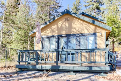 Franciscan Lakeside Corner Cottage - Tahoe Vista Vacation Rental